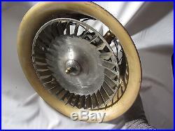Antique vintage fan