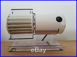Braun HL70 vintage electric desk fan made in Germany