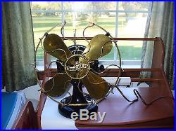 C. 1910 Westinghouse 60677 BB/BC antique electric fan