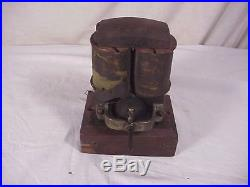 C&C CROCKER & CURTIS ANTIQUE DIRECT CURRENT FAN MOTOR VERY EARLY