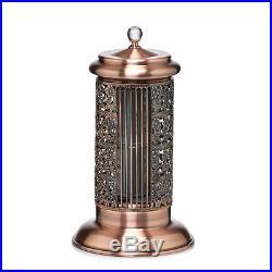 Deco Breeze Tower Fan Bellevue Antique Copper Electric Fan