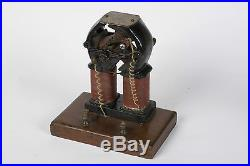 Early vintage electric motor- made by A. L. Robbins Martin Co, Chicago