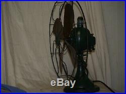 GE antique electric fan