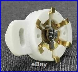 Limited Prod Antique GE Pancake Electric Fan Switch Brass Early General Electric