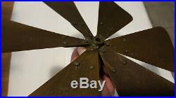 MESTON Fan Blade For antique meston fan