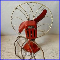 RARE ANTIQUE OLD VINTAGE Electric table fan 1954 USSR
