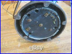 RARE Antique Westinghouse 12 Brass Blade Fan The Tank For Parts Or Repair NR