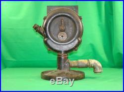 RARE Water Power Desk Fan non Electric 1874 patent old Turbine Chicago Motor Co