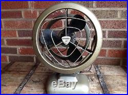 RARE restored Western Electric Antique Victor Brass Fan