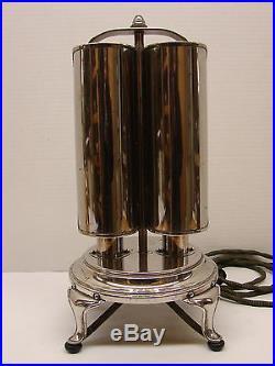 Rare! 1910's-20's G. E. Bulb Heater! Works! Nice