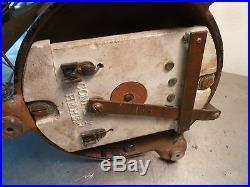 Rare Signed Antique 19thC Sprague Electric Co. Fan / Brass /Cast Iron /Original