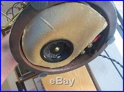 Vintage Antique Ge Fan 1903 Brass Blade Fan See My Emerson Fan Westinghouse Fan