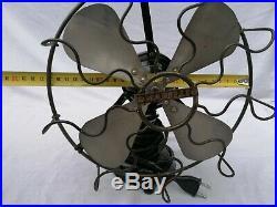 Ventilatore Ercole Marelli tavola parete Old antique electric fan design 1930