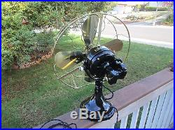 Vintage Fan Antique Fan Vintage Ge Fan Antique Brass Blade Fan Old Electric Fan