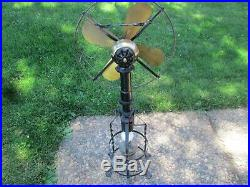 Vintage fan antique fan Lake Breeze fan LAKEBREEZE FAN Hot Air Fan Stirling fan