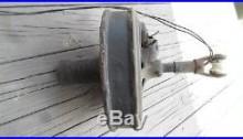 Working antique 1930 Emerson 45641 cast iron Ceiling fan